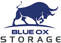 Blue Ox Storage Logo